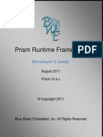 Prism Developers Guide