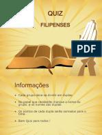 Quiz Filipenses