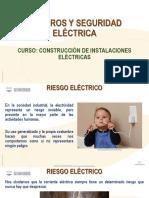 3 - Peligros y Seguridad Eléctrica