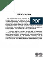Democratizacion de La Comunicacion - Juan Diaz Bordenave - Ano 1995 - Portaguarani
