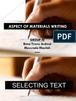 Aspects of Materials Writing.pptx