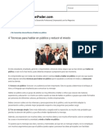 4 Técnicas Para Hablar en Público y Reducir El Miedo _ HablaEnPublicoConPoder.com
