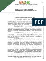 Recomendação Rodeio EFAPI - 06.2017.00006039-8