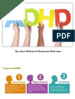 disablity newsletter- adhd