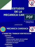 3. Mecanica Cardiaca