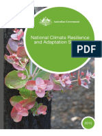 National Climate Resilience An