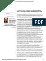 La Comunicación Integral_ Una Revolución en El Pensamiento Empresarial