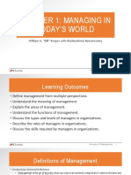 Chapter 1 ManaginginToday SWorld-PPT