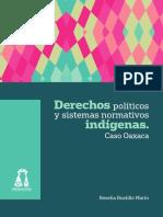 Derechos políticos y sistemas normativos indígenas