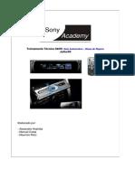 Sony CDX Linha 2004-2005 - Treinamento