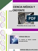20151115 La Ciencia Medica y El Creyente
