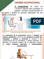 2.2.- Ergonomia Ocupacional