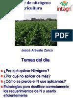 Fertilizacion Nitrogenada de Cultivos
