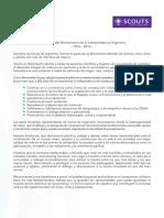 Manifiesto Bicentenario
