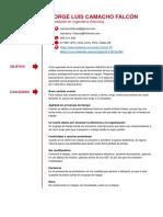 CV Jorge Camacho