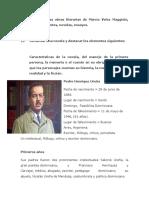 Investigar Las Obras Literarias de Pedro Henríquez Ureña