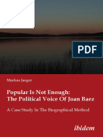 The Political Voice of Joan Baez