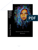 IDENTIDAD LATINA 2016-Sentir Latino Transformado en Mujer-POESIA-Varios Autores