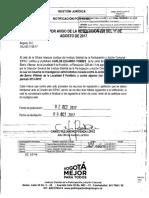 Oficio OAJ-50-1106