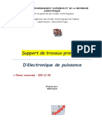 Support de Travaux Pratique E.E.P