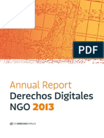 DDigitales Annual Report 2013