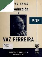 Arturo Ardao-Vaz Ferreira