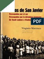Virginia MARTÍNEZ Los Rusos de San Javier