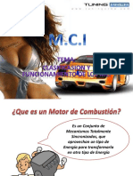 Motores de Combustion, Historia y Clasificacion
