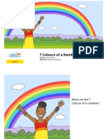 14798 7 Colours of a Rainbow African Storybook FKB