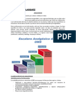 Analgesicos y Antinflamatorios