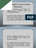 Ética (Adela Cortina-Emilio Martínez)