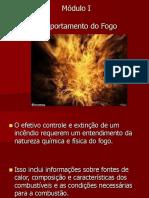 Comportamento Do Fogo - Aula I - Módulo I