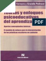 Antologia Psicologia -teorias y enfoques psicoeducativos del aprendizaje