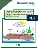 Primavesi,Manejo de Solo Rural Nos Tropicos