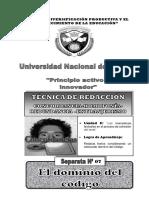 SEPARATA DOMINIO DEL CÓDIGO 22 (1).pdf