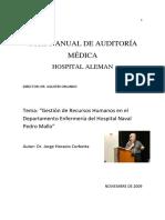 Enfermeria Pedro Mallo
