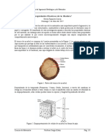 Elastic Wood Properties