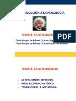 Inteligencia psicologia
