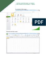 Como Hacer La Actividad 1- Excel (4)