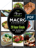 Macro Cookbook - Dinner