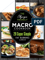Macro Cookbook - Lunch