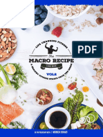 The Macro Recipe Book Vol24