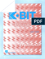 K-bit (Manual Tea Ediciones)