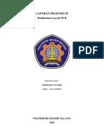 LAPORAN Pembuatan PCB