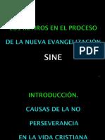 Retiros en El Proceso de Nueva Evangelizacion