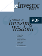 Value Investor Insight -- Words of Wisdom.pdf