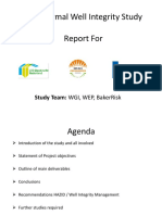 Geothermal Well Study Wrap Up Meeting