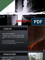 ALBAÑILERIA-MANPOSTERIA