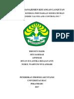 Pengukuran Kinerja Perusahaan makalah.docx
