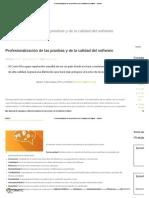 Trejos Profesionalización de Las Pruebas y de La Calidad Del Software